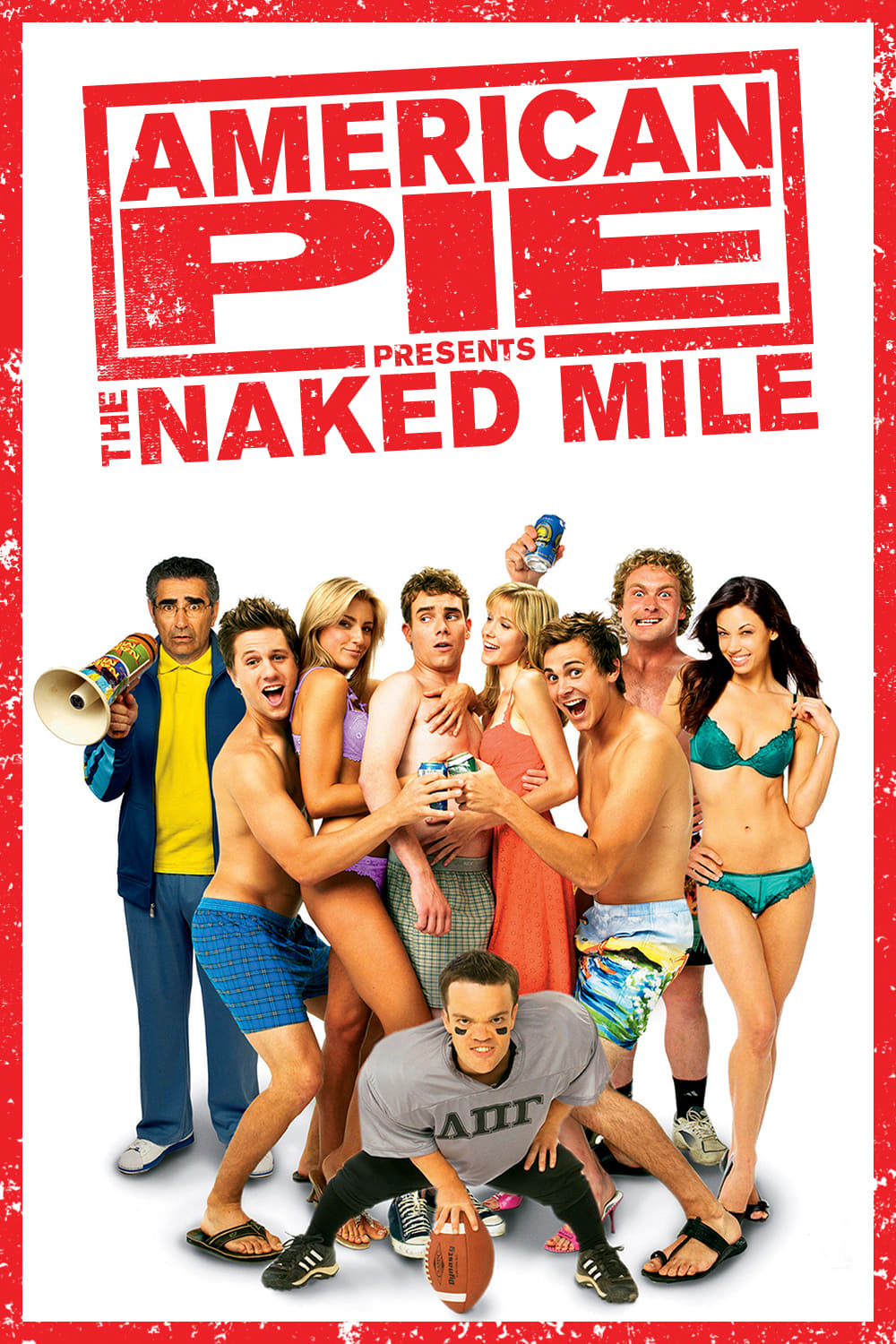 American Pie Presents  The Naked Mile (2006) 480p NF WEB-DL AVC Dual Audio {Hindi DD5.1 + English DD5.1 } ~ SaturnWeb