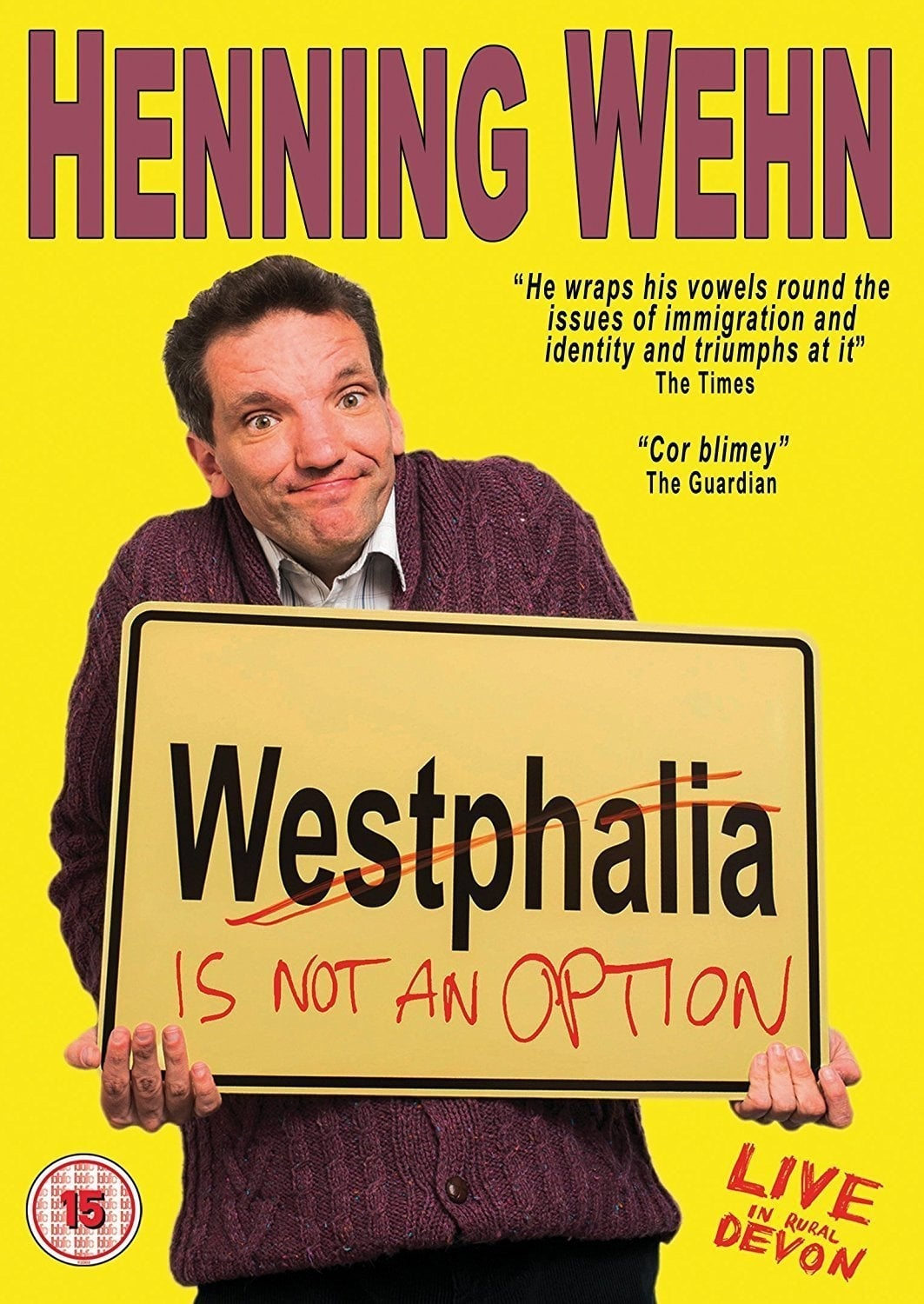 Ver Henning Wehn: Westphalia is not an Option Online HD Español ()