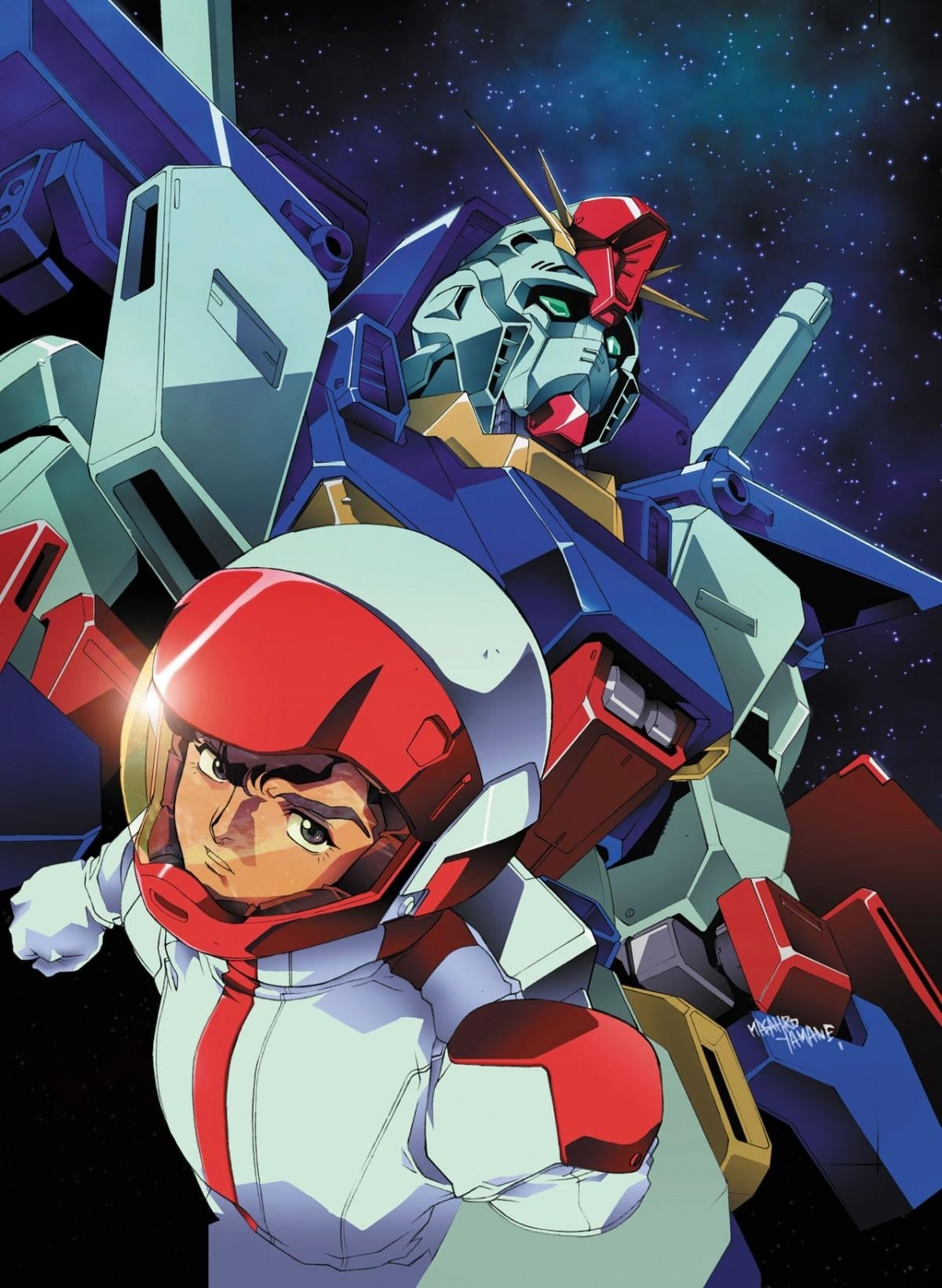 Mobile Suit Gundam ZZ (1986)