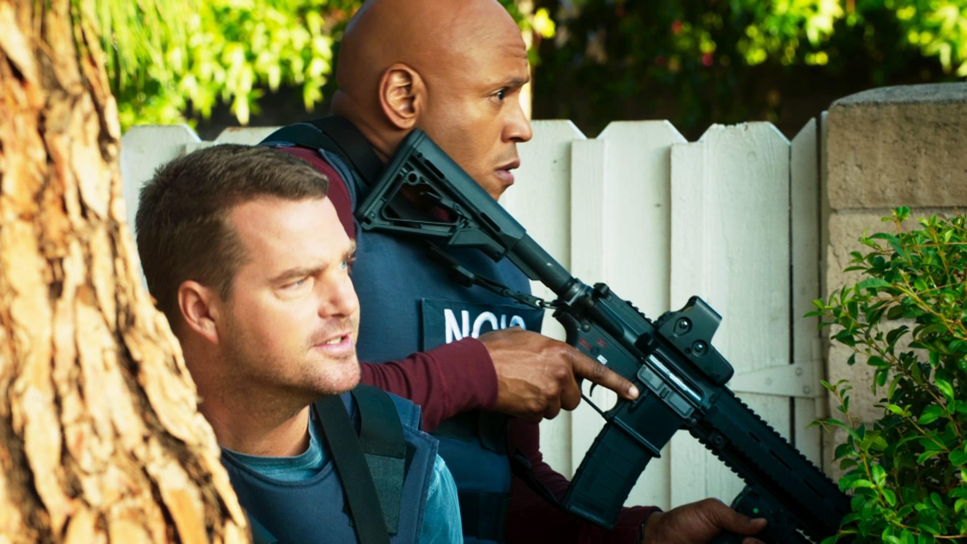 NCIS: Los Angeles Season 7 :Episode 9  Defectors