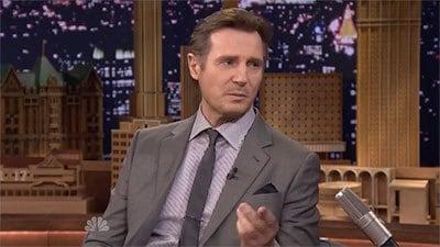 The Tonight Show Starring Jimmy Fallon Season 1 :Episode 61  Liam Neeson, Terry Crews, Conor Oberst