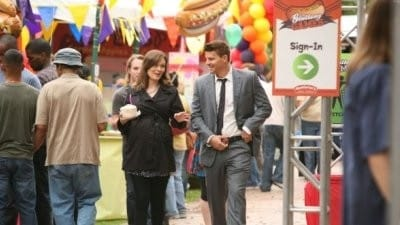 Bones - S7 E2 - The Hot Dog in the Competition