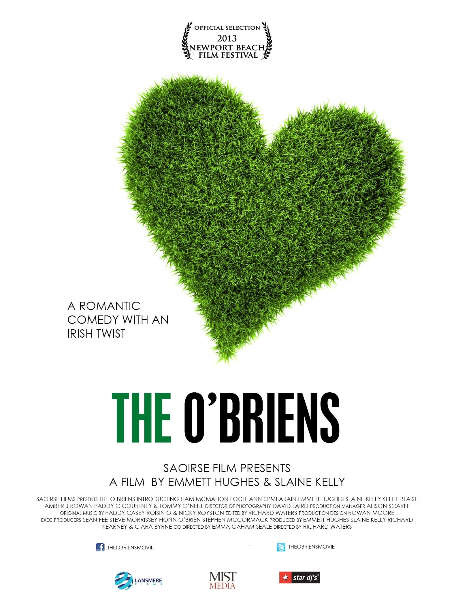 The O'Briens on FREECABLE TV