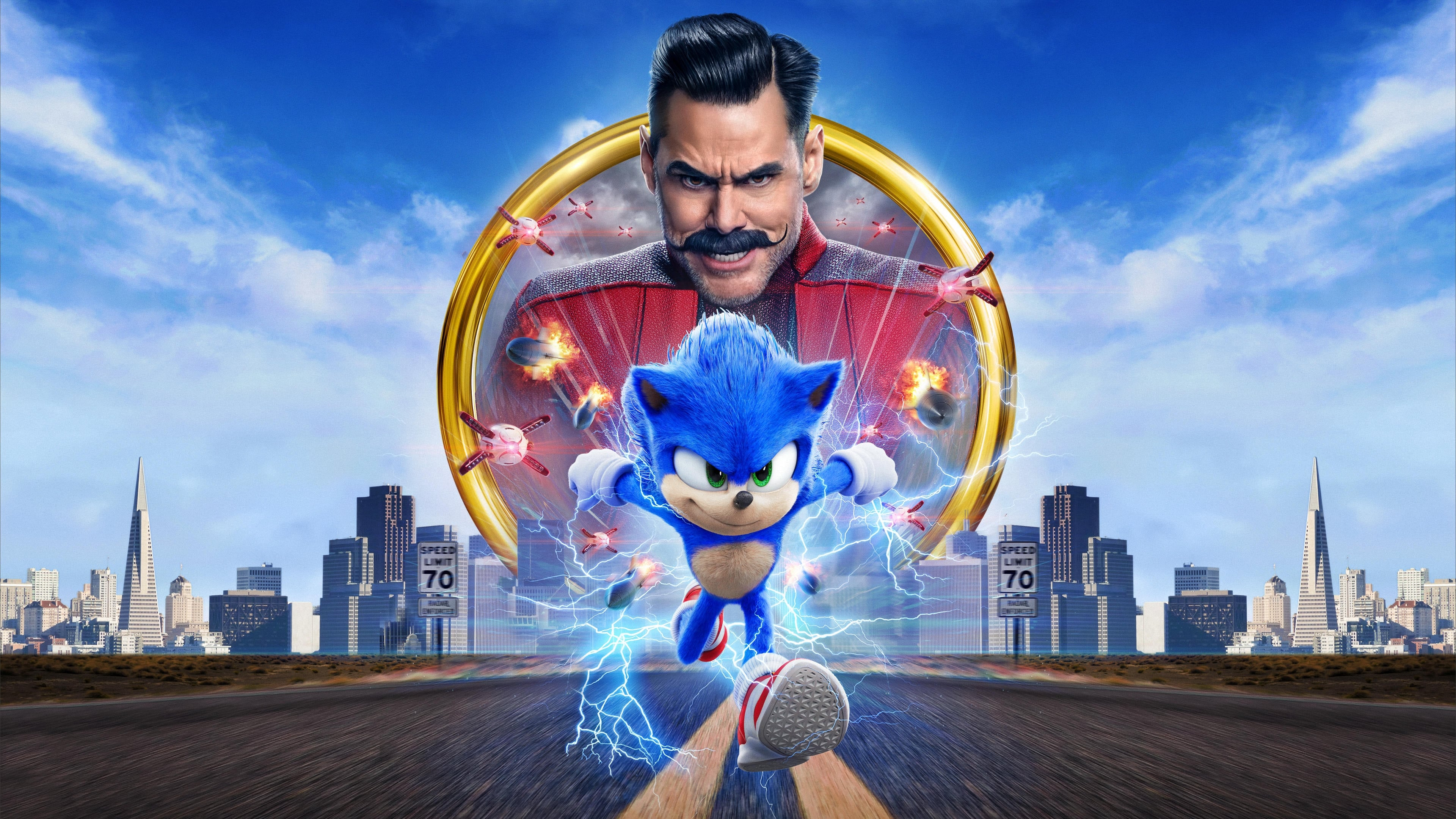 Sonic the Movie (2020)