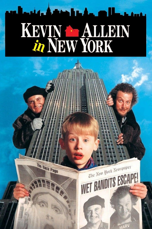 Kevin Allein In New York Film Anschauen