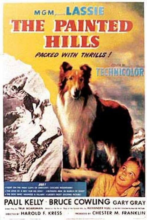 The Painted Hills (1951)