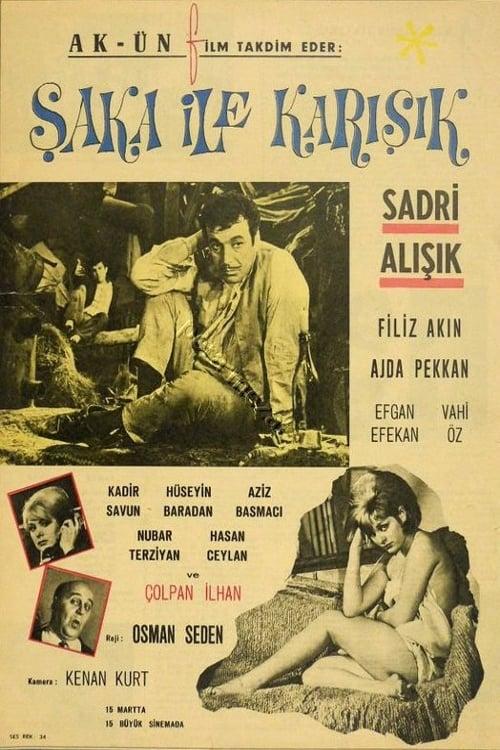 Ver ?aka ile Kar???k Online HD Español (1965)