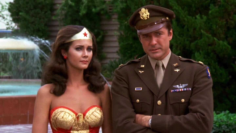 Wonder Woman Season 1 :Episode 8  The Pluto File
