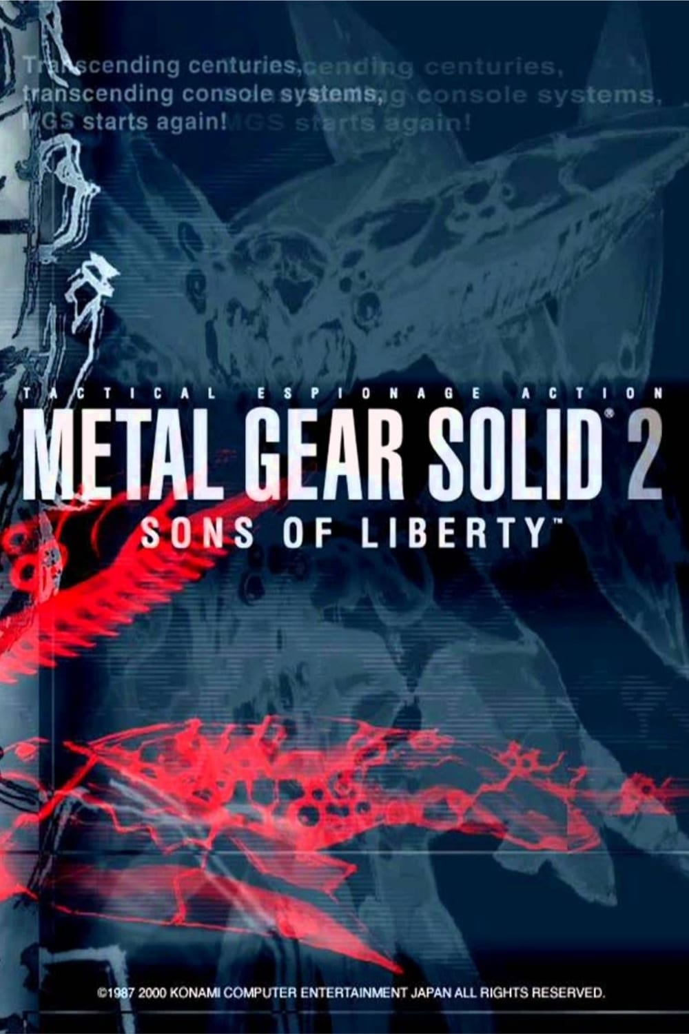 Ver Metal Gear Solid 2: Sons of Liberty Online HD Español (2001)