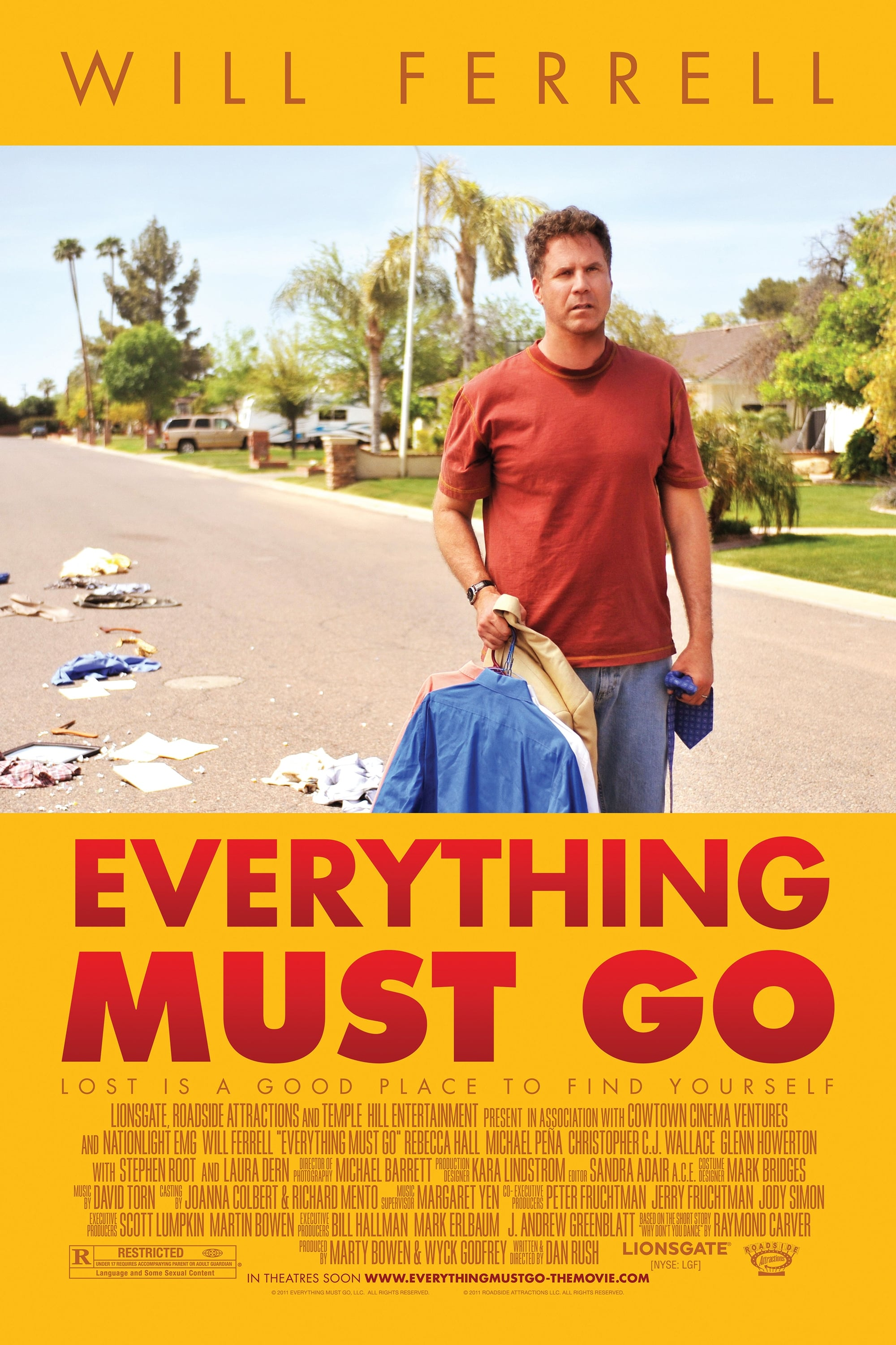 Everything Must Go