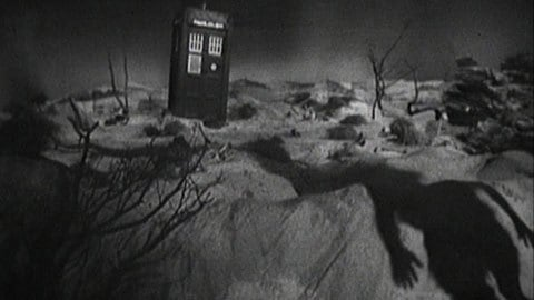 Doctor Who Season 1 :Episode 2  The Cave of Skulls