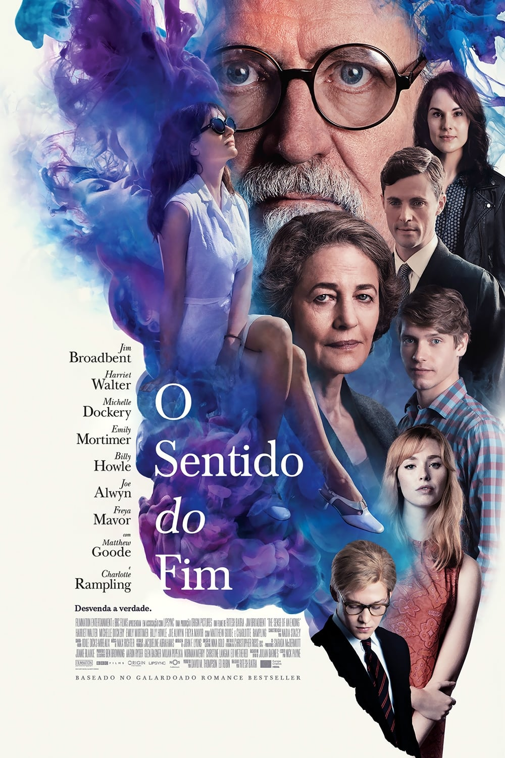 O Sentido Do Fim – Legendado (2017)