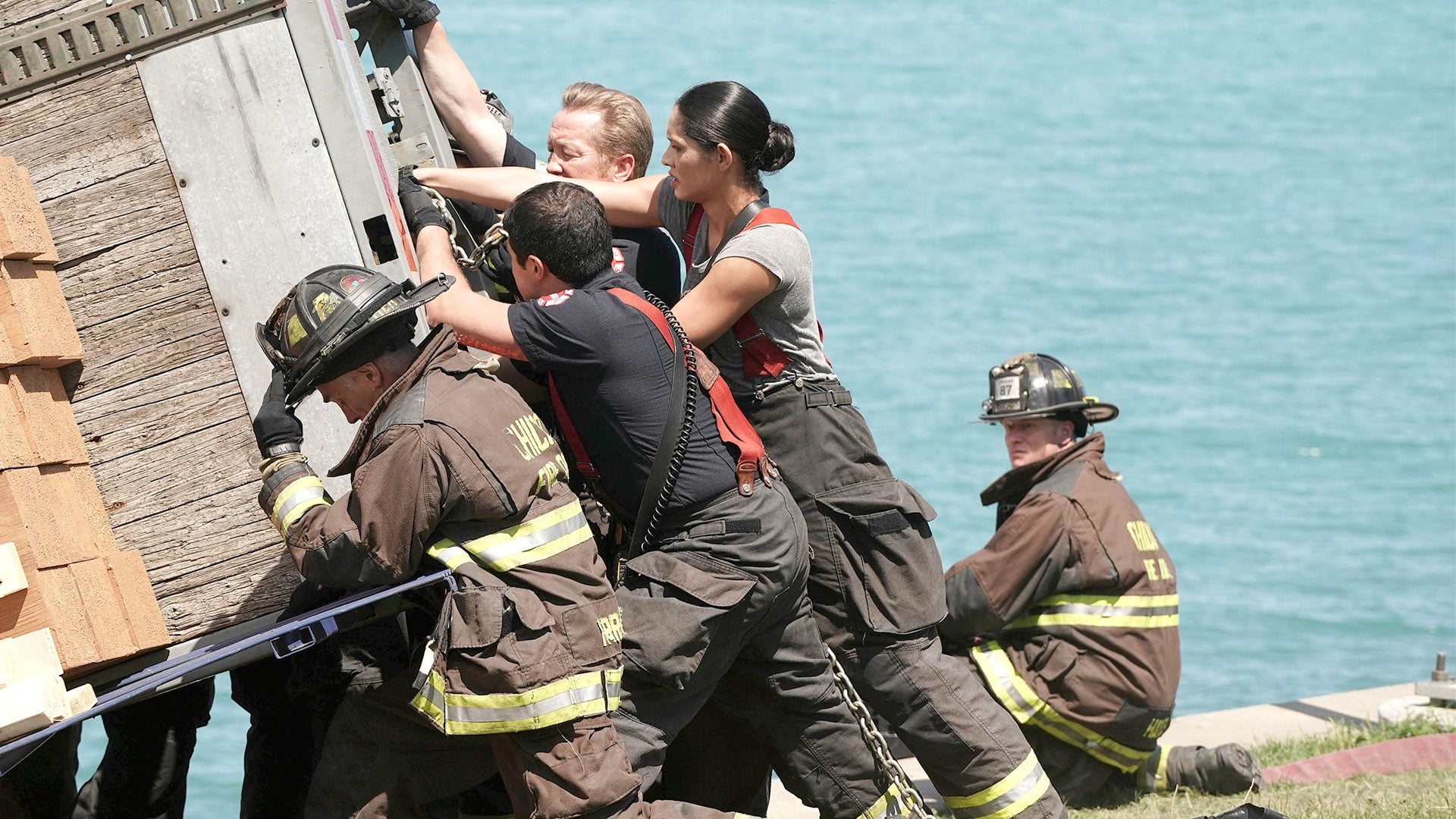 Chicago Fire - Season 6 Episode 2 : Der Tyrann
