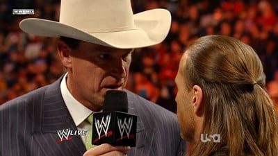 WWE Raw - Season 17 Episode 5 : Episode #822