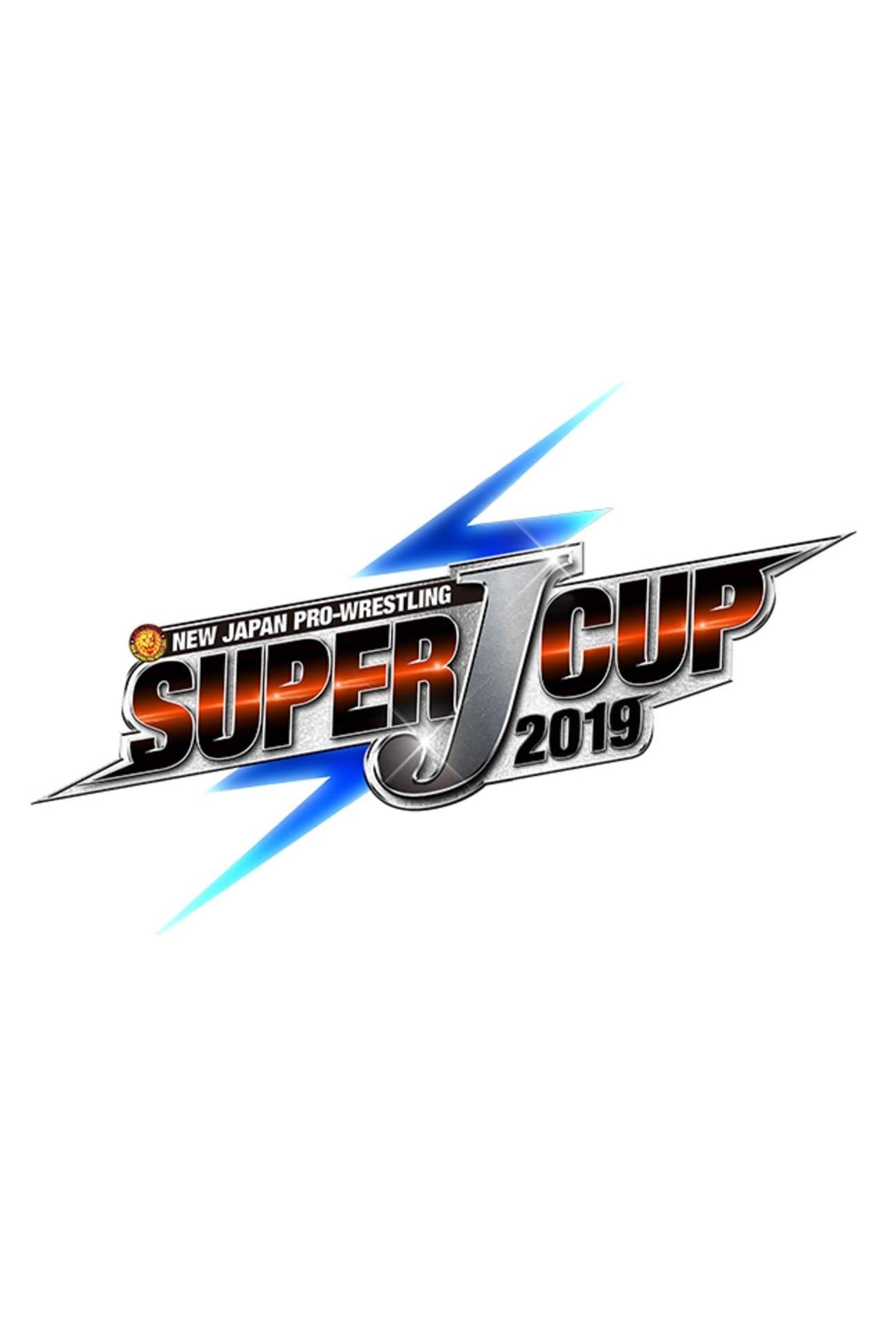 NJPW Super J-Cup 2019: Night 1 (2019)