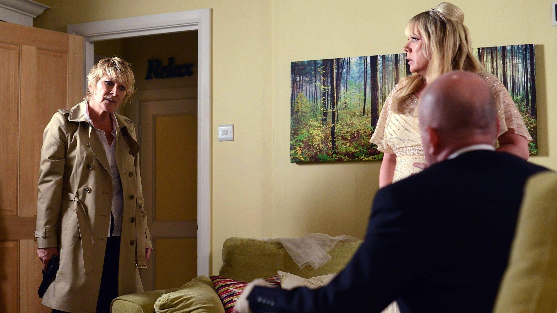 EastEnders Season 30 :Episode 155  02/10/2014
