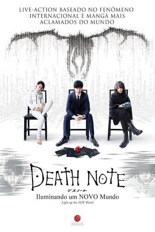 Death Note: Iluminando um Novo Mundo Dublado
