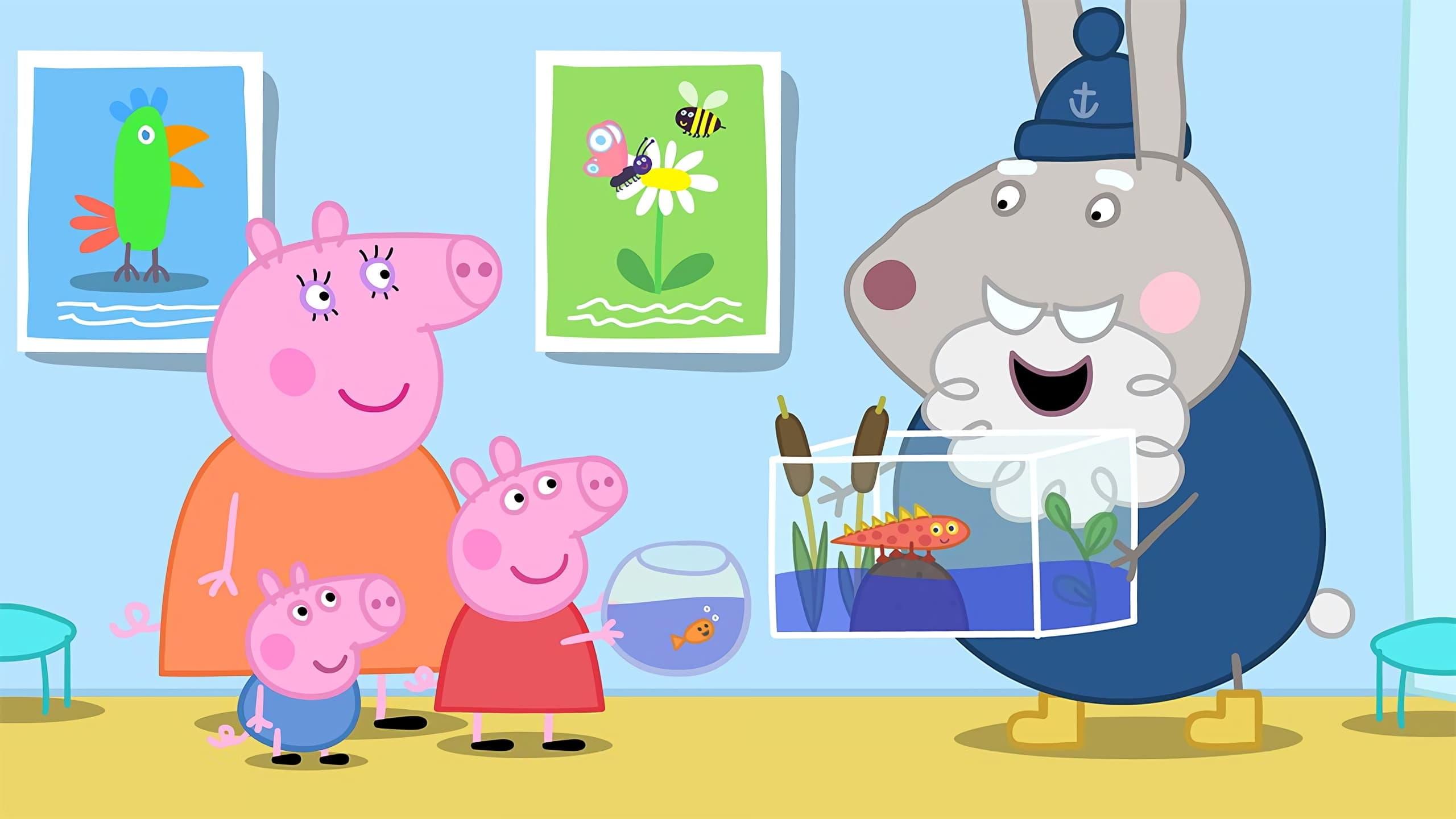 Peppa Pig Season 6 :Episode 35  Doctor Hamster's Big Present