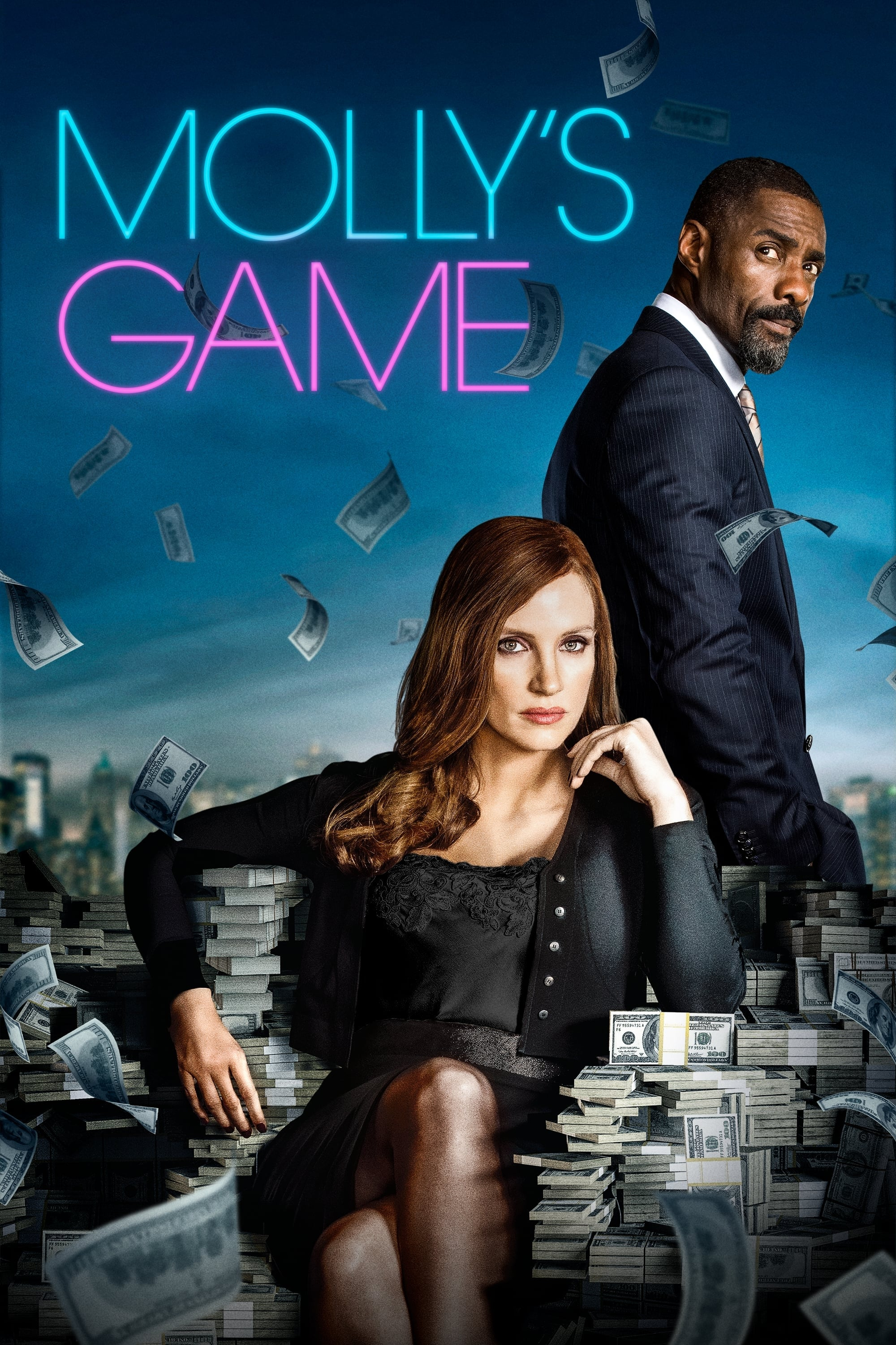 Póster Molly's Game