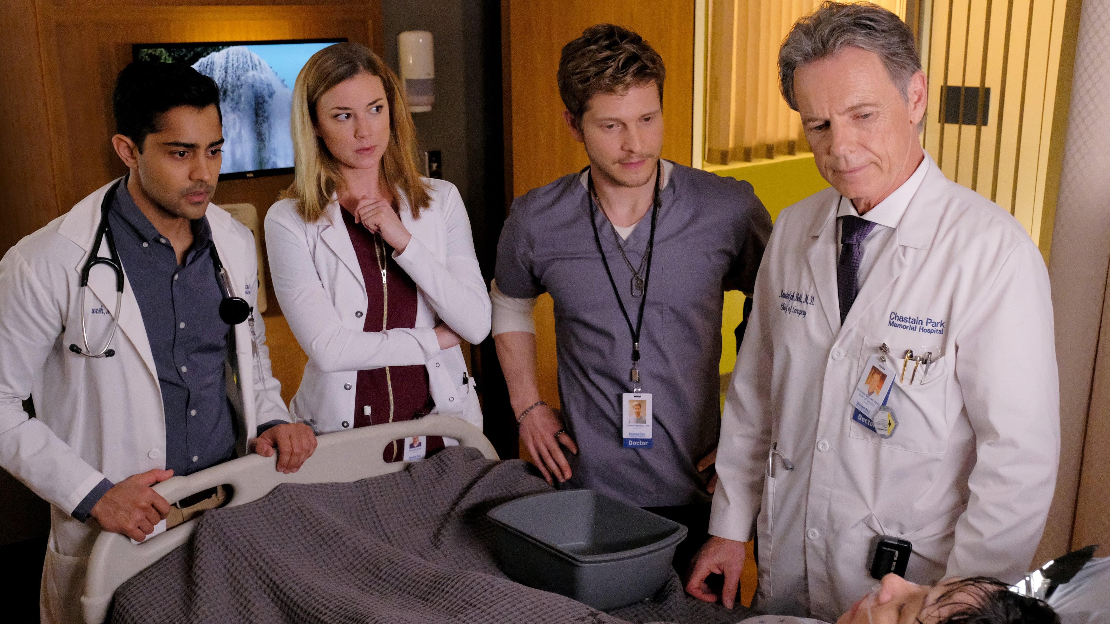 The Resident Season 1 :Episode 1  Pilot