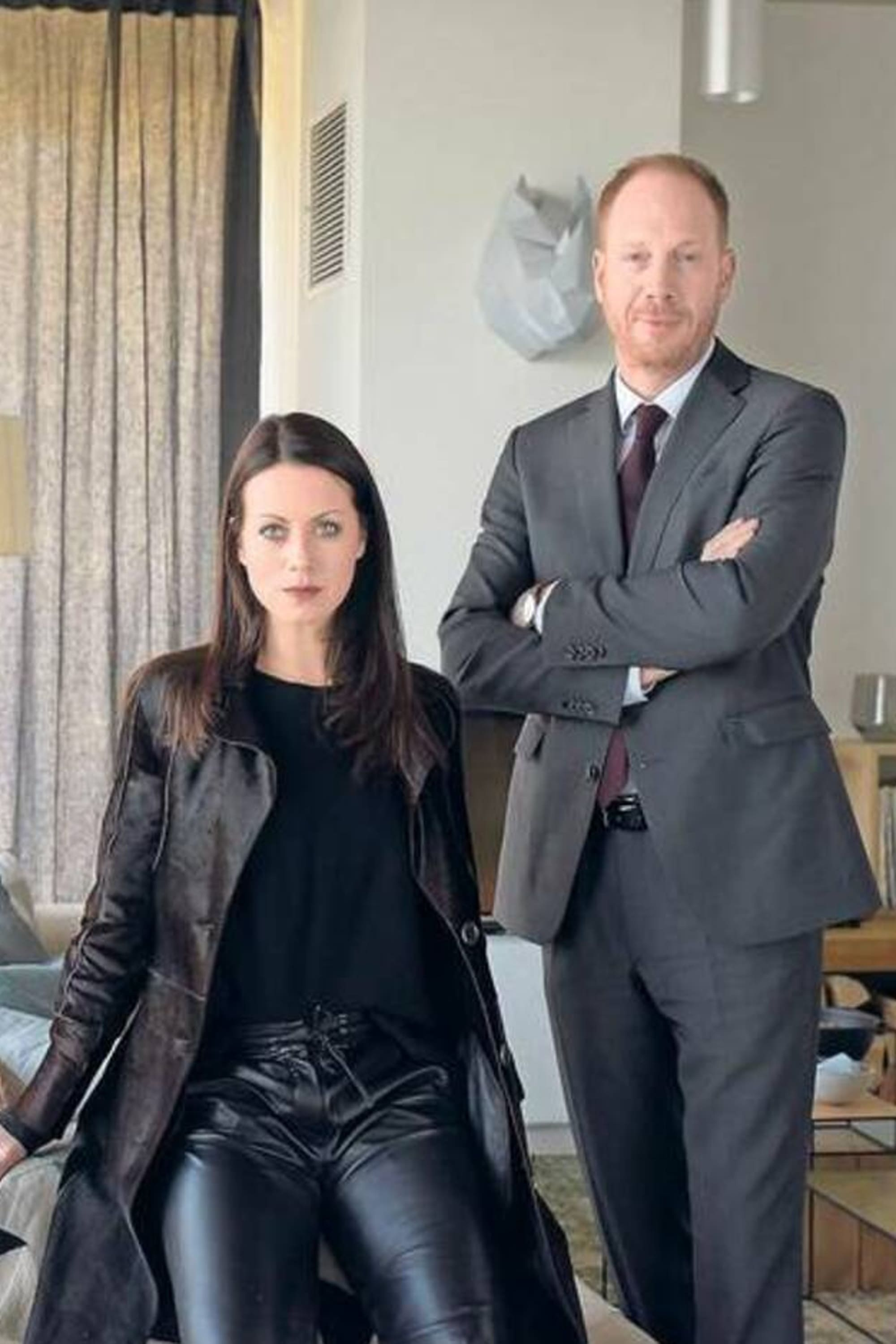 Herr und Frau Bulle TV Shows About Police Detective