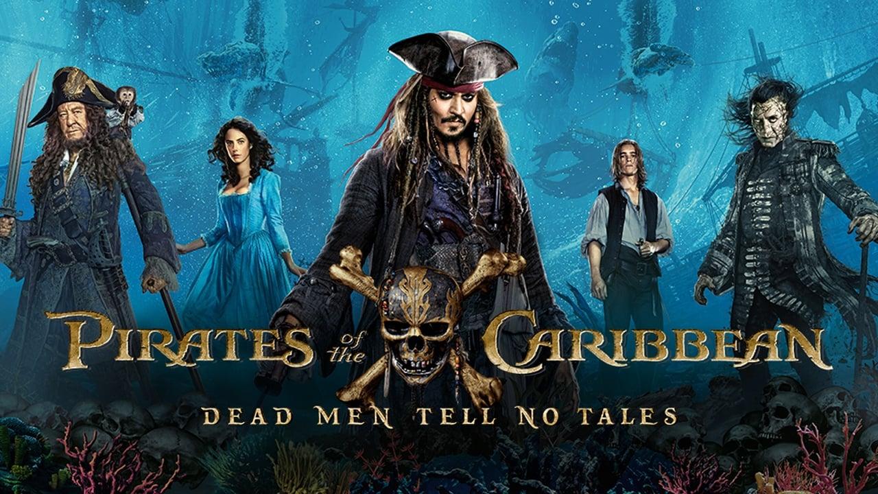 Карибски пирати: Отмъщението на Салазар