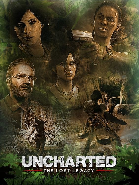 Ver Uncharted: The Lost Legacy Online HD Español (2017)