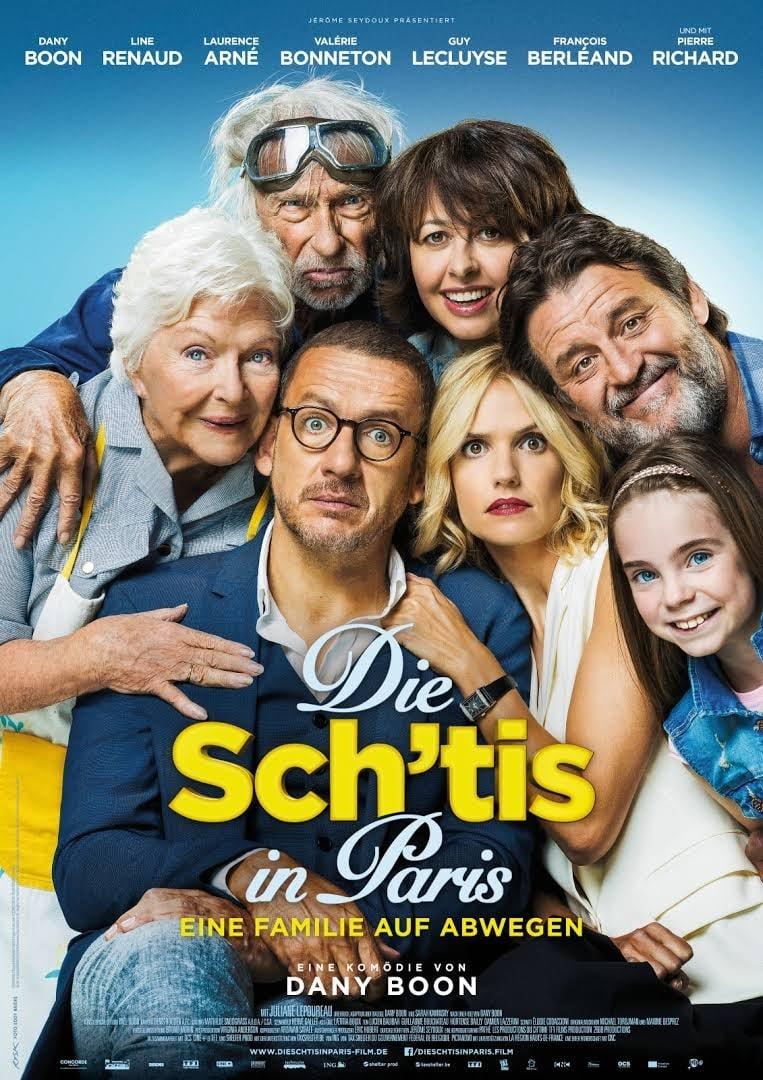 Ver La ch'tite famille Online HD Español ()