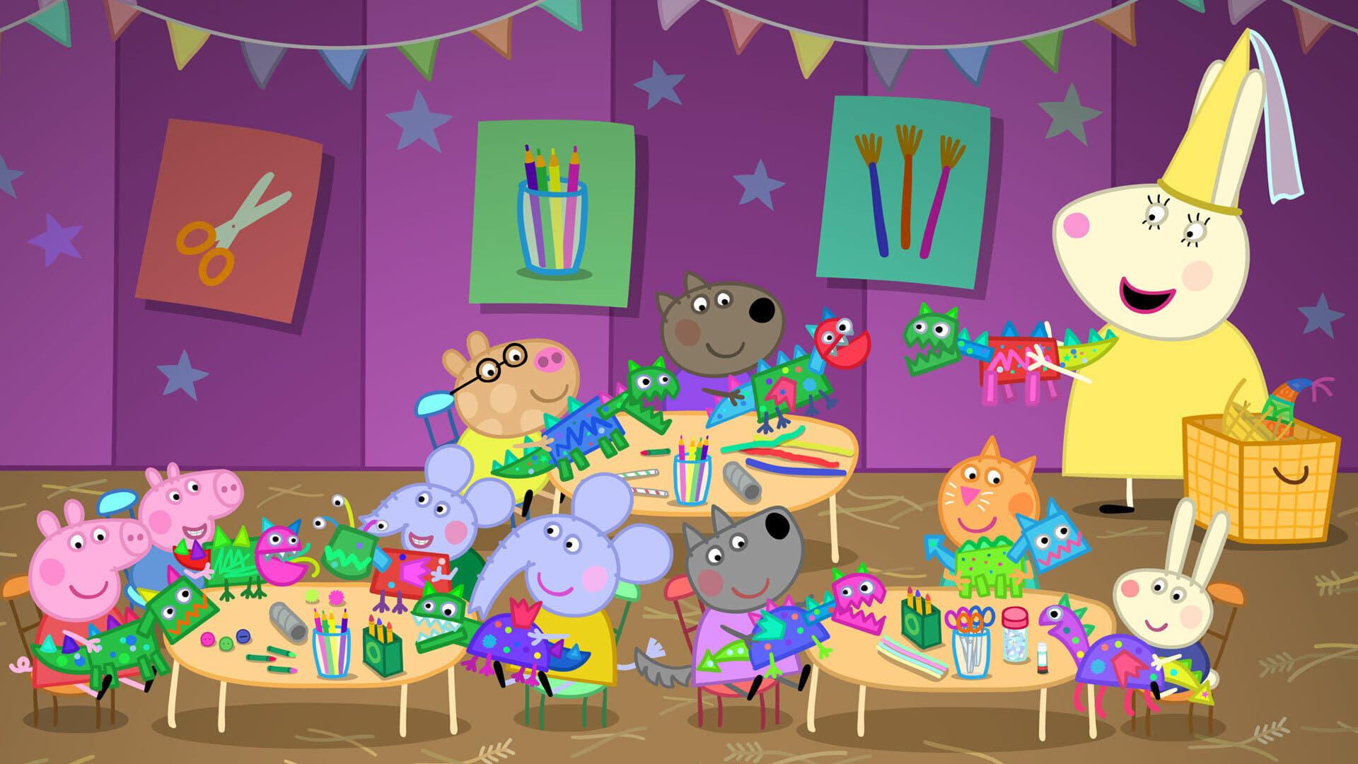 Peppa Pig Season 6 :Episode 14  Children's Festival