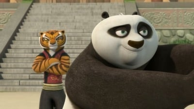 Kung Fu Panda: Legends of Awesomeness Season 3 :Episode 11  Croc You Like a Hurricane