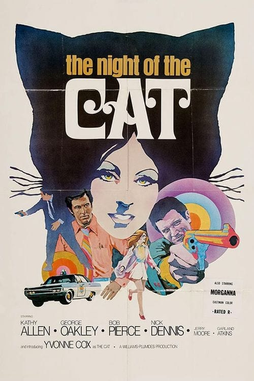 The Night of the Cat (1973)