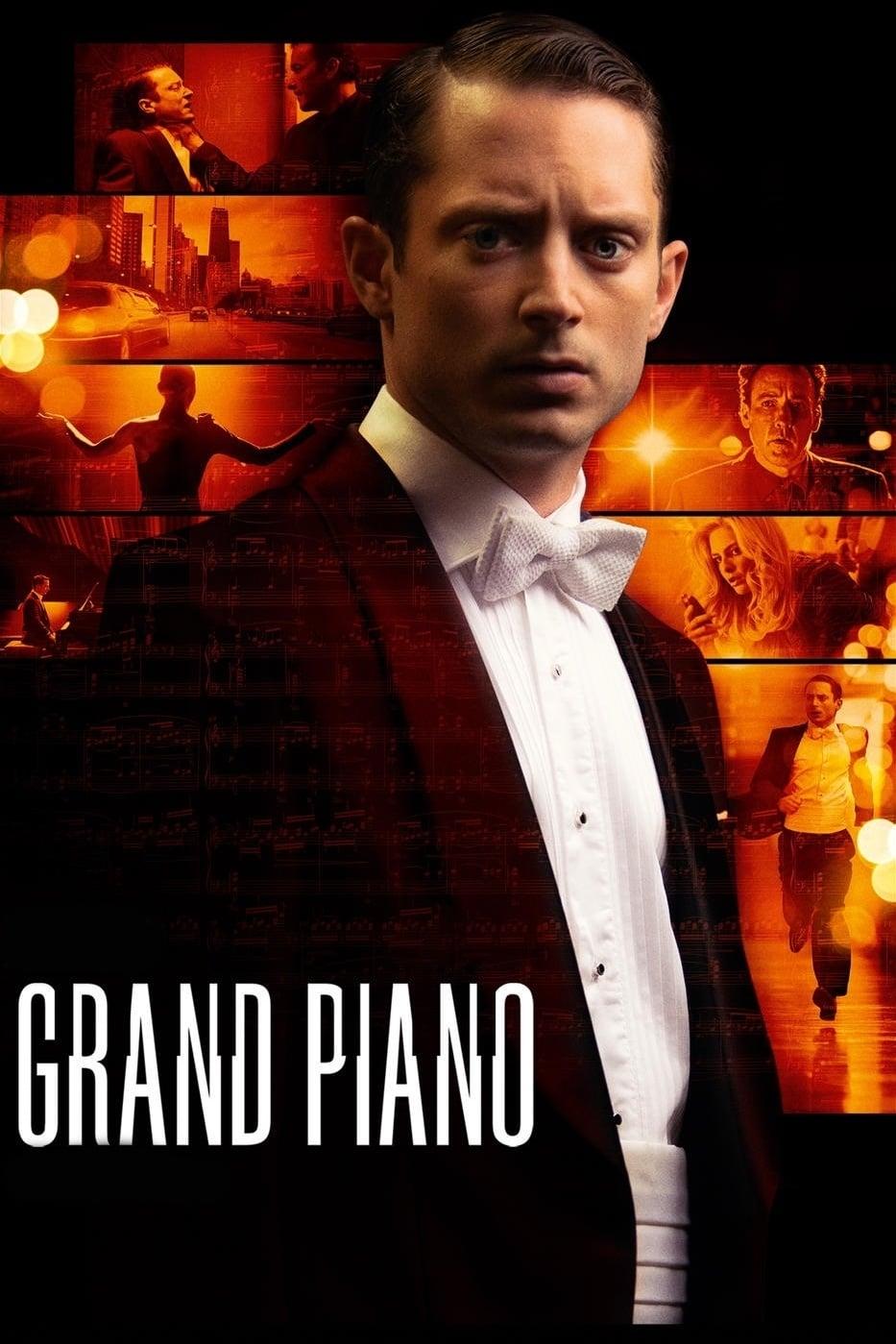 grand piano 2013 posters � the movie database tmdb