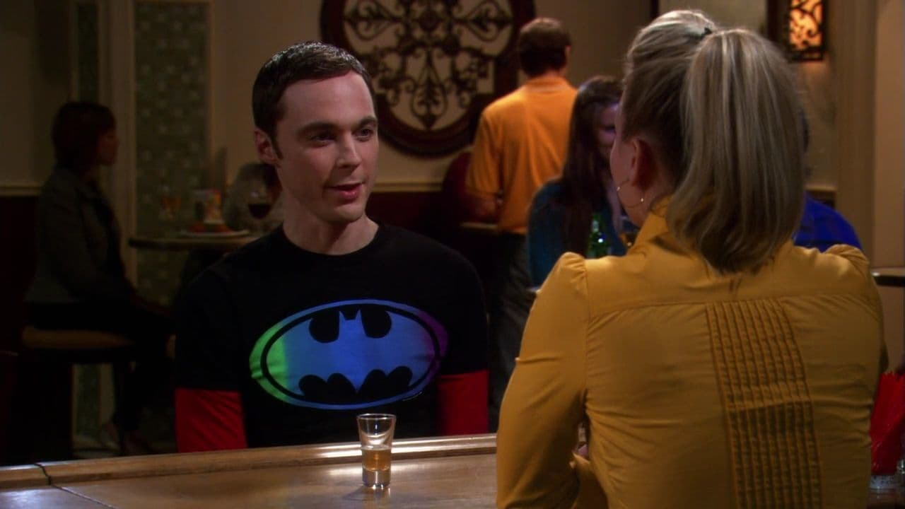 The Big Bang Theory Season 4 :Episode 7  The Apology Insufficiency