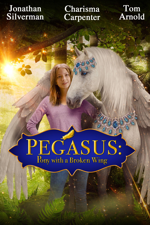 Pegasus: Pony with a Broken Wing 2019 1080p Türkçe indir