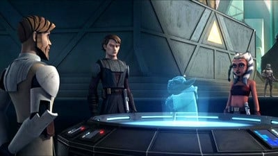 Star Wars: The Clone Wars Season 0 :Episode 1  The Clone Wars