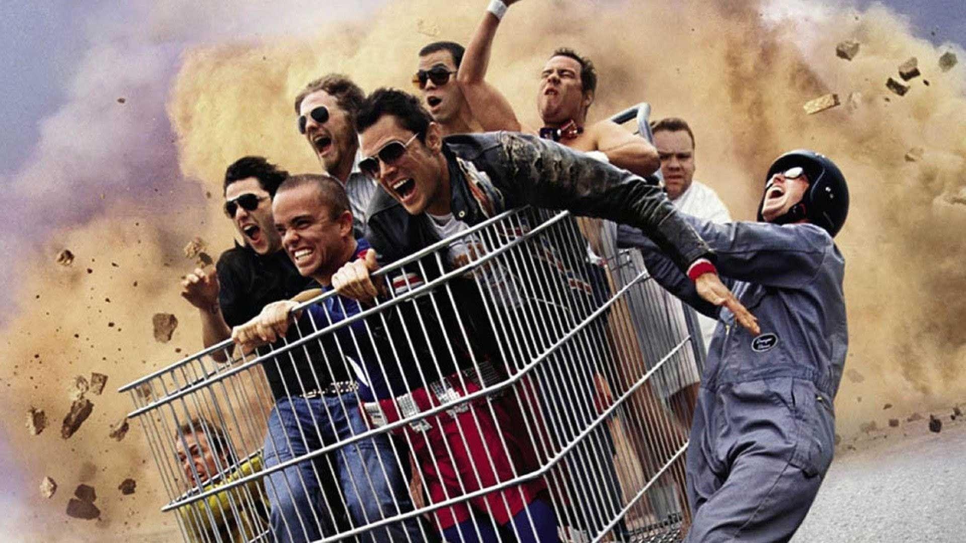 Jackass: La película 2002
