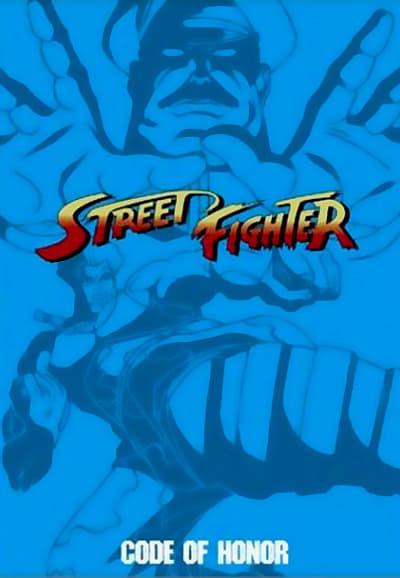 Street Fighter: The Animated Series Season 1