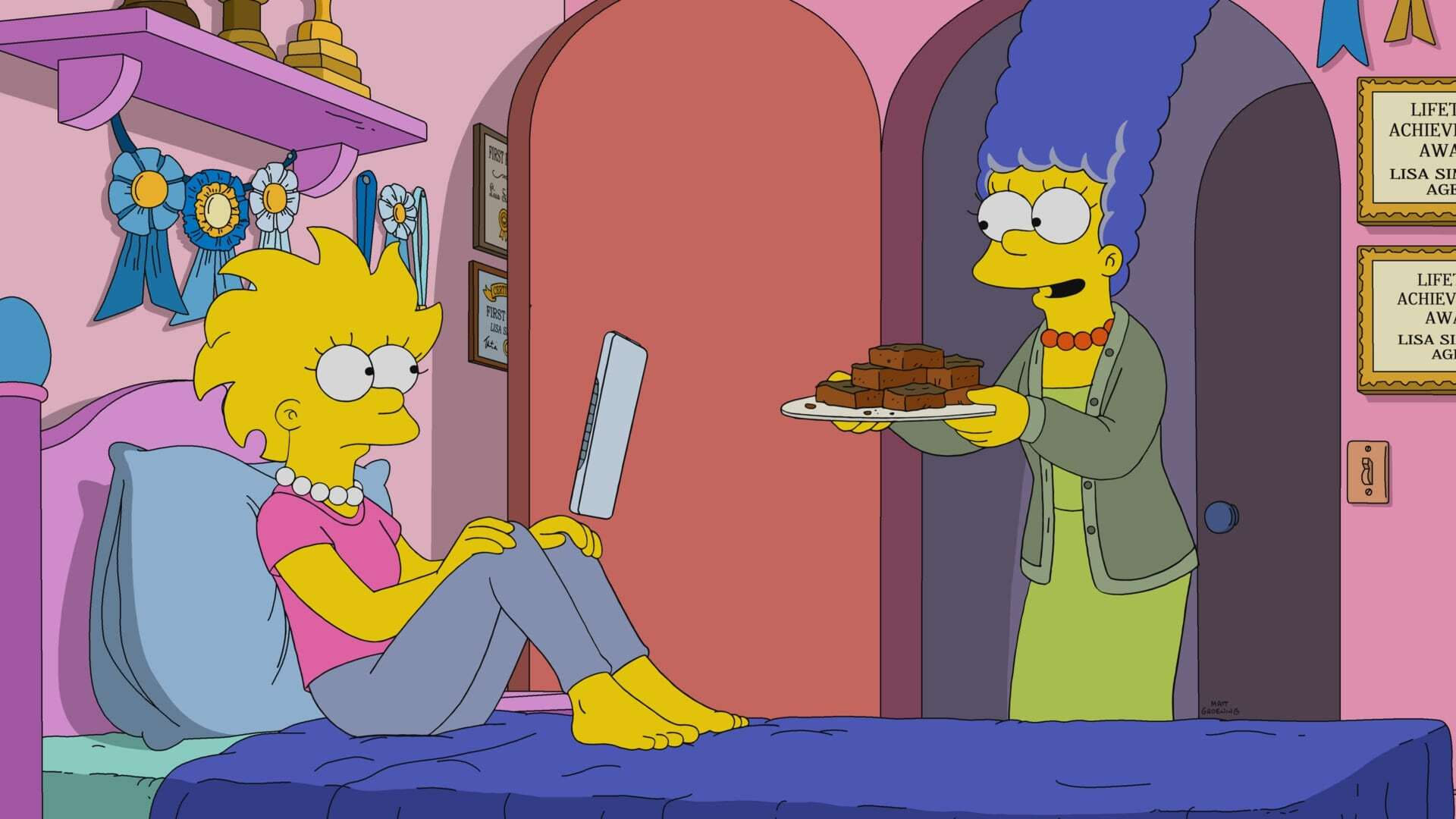 The Simpsons Season 32 :Episode 20  Mother and Child Reunion