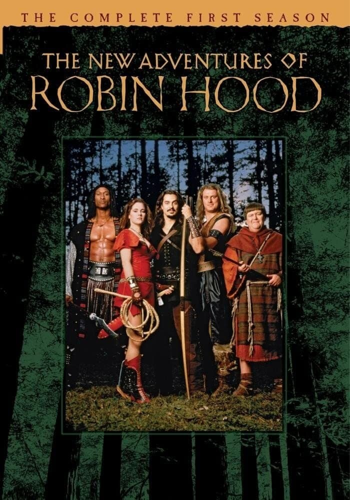 The New Adventures of Robin Hood TV Shows About Action Hero