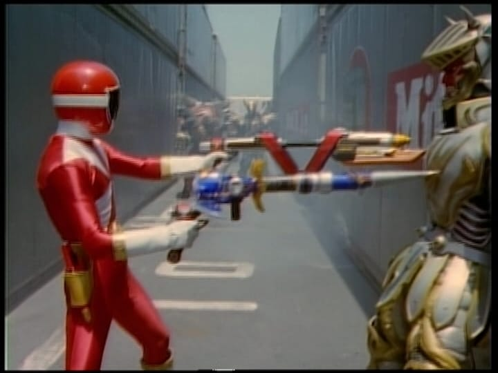 Super Sentai Season 23 :Episode 20  Undying Rescue Spirits