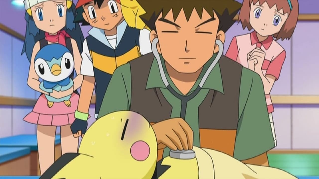 Pokémon - Season 13 Episode 33 : The Brockster Is In!