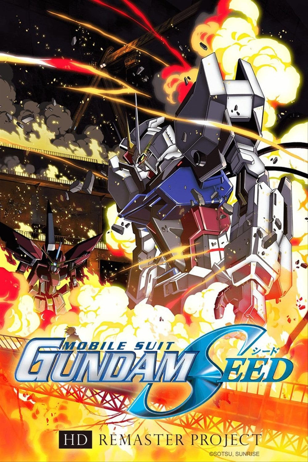 Mobile Suit Gundam SEED (2002)