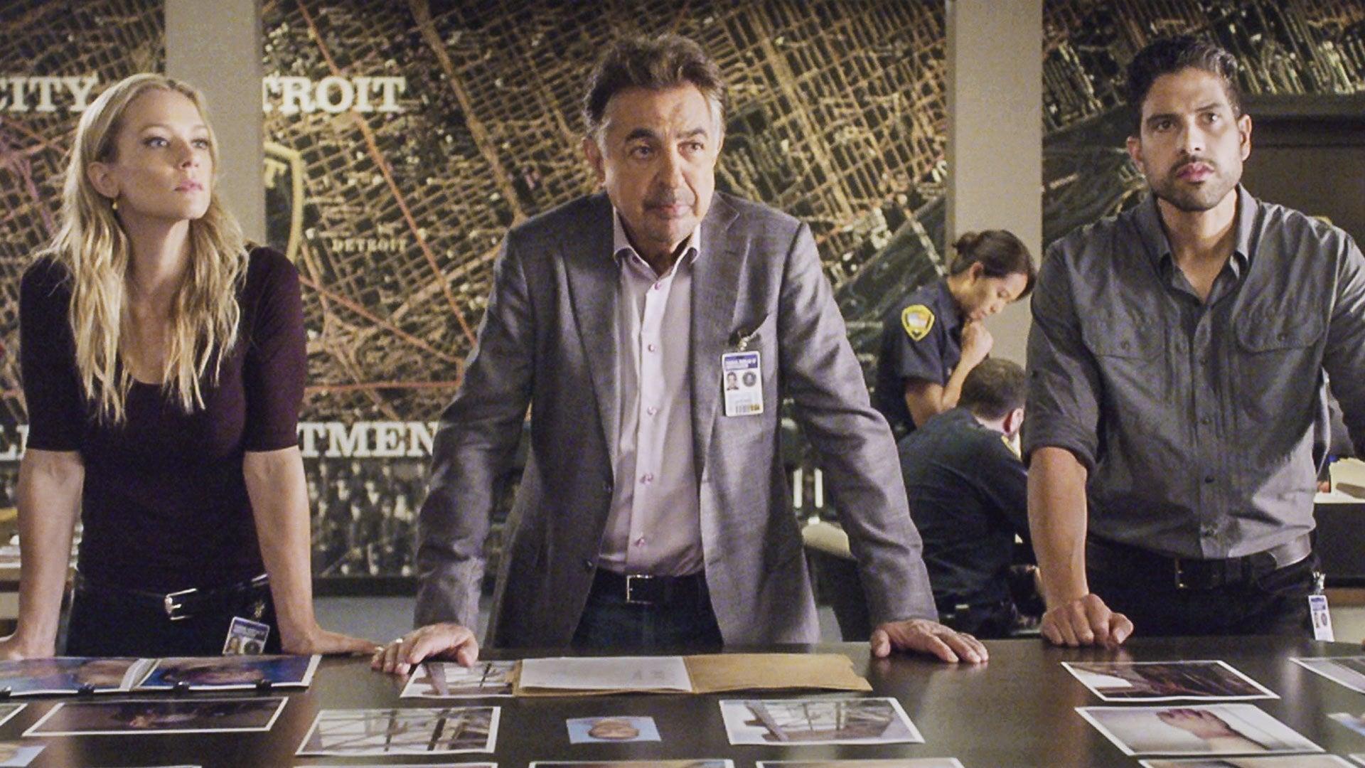 Criminal Minds Season 13 :Episode 3  Blue Angel