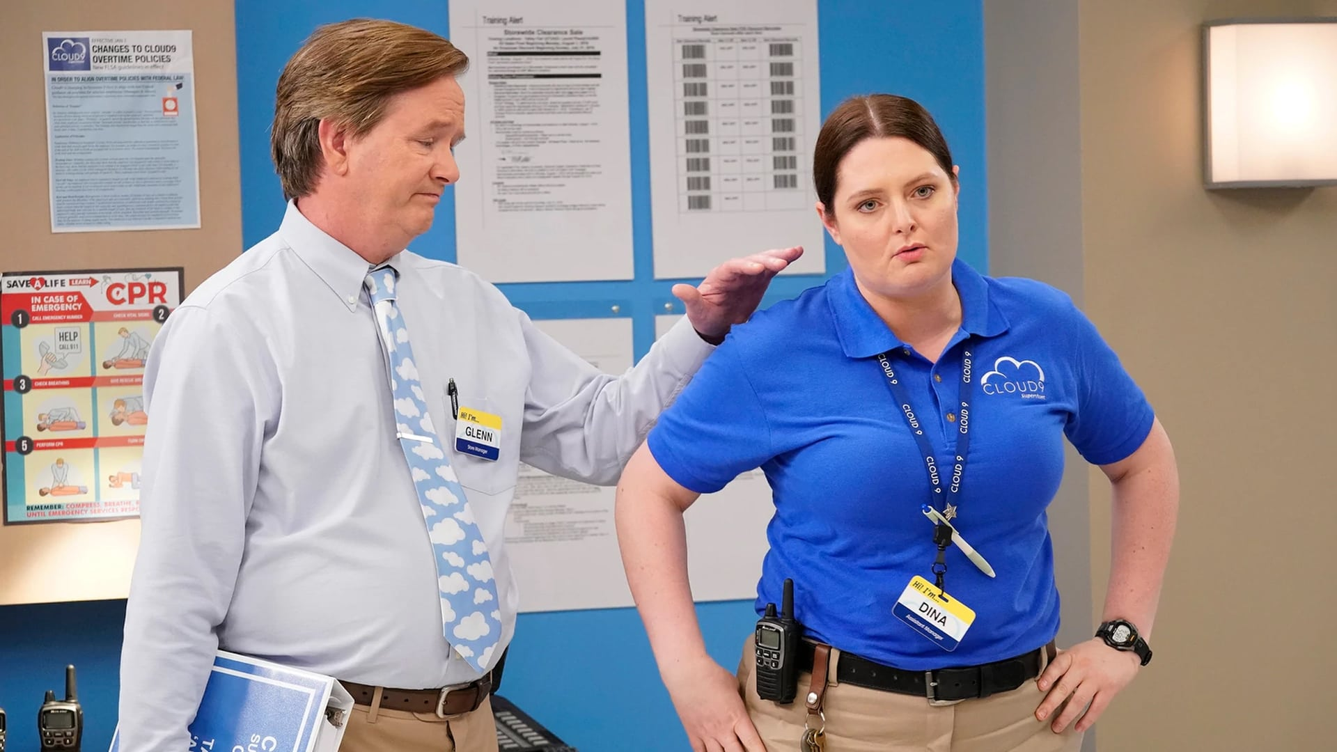 Superstore Season 3 :Episode 2  Brett Is Dead