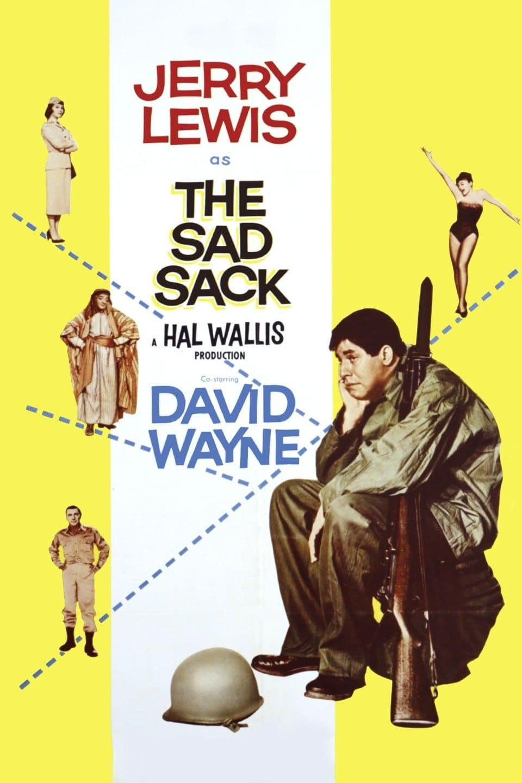 The Sad Sack poster