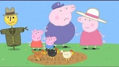 Peppa Pig Season 3 :Episode 19  Granny Pig's Chickens