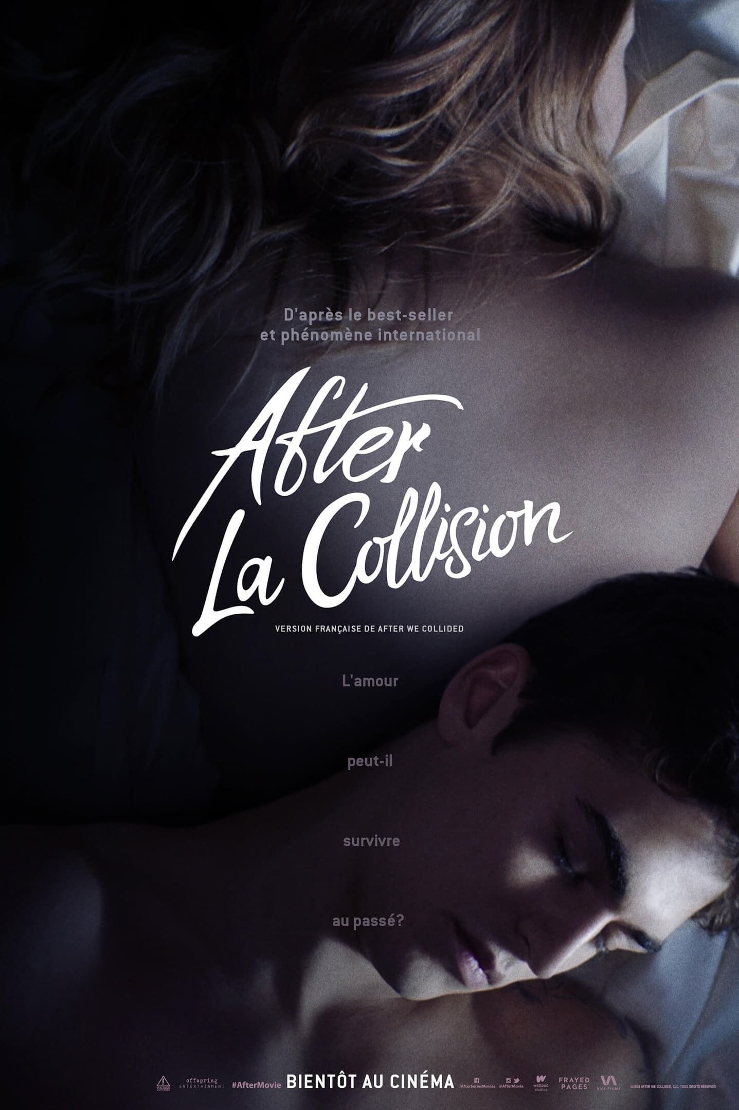 After - Chapitre 2 streaming sur libertyvf