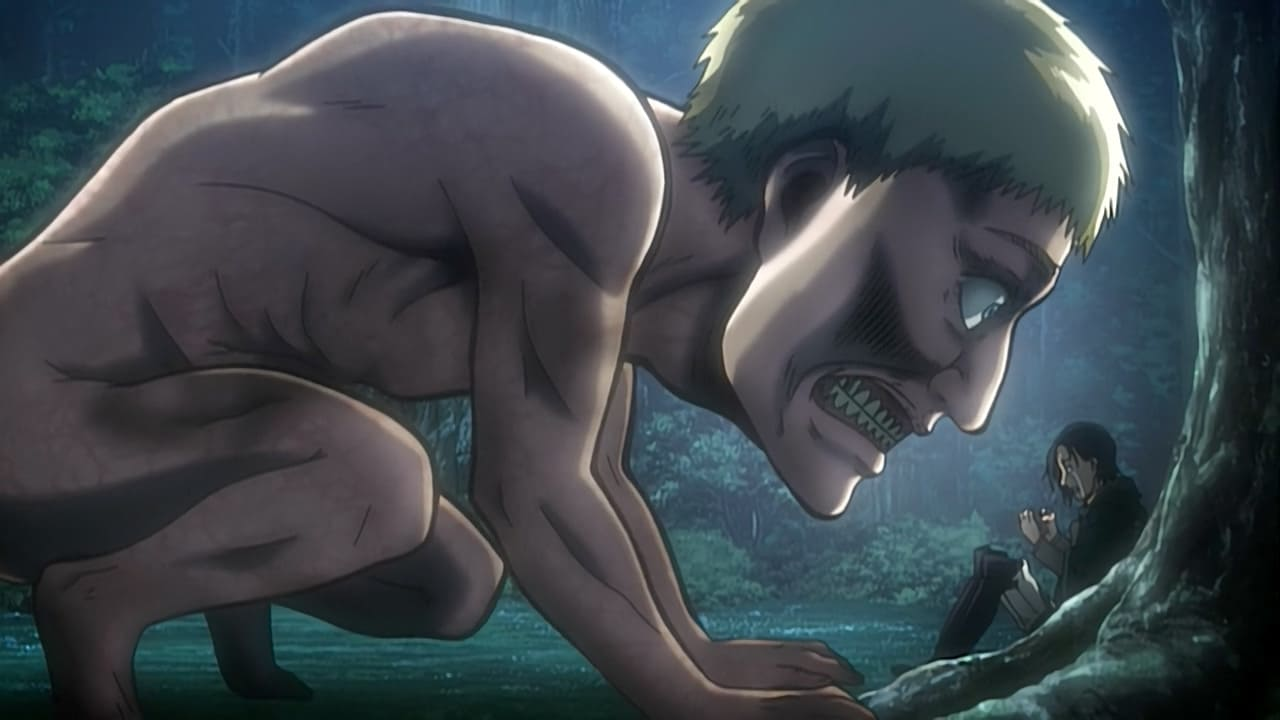 Attack on Titan Season 0 :Episode 3  [OVA] [Episode 3.25] The Sudden Visitor
