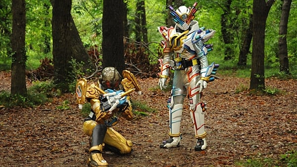 Kamen Rider Season 28 :Episode 40  Final Revolution