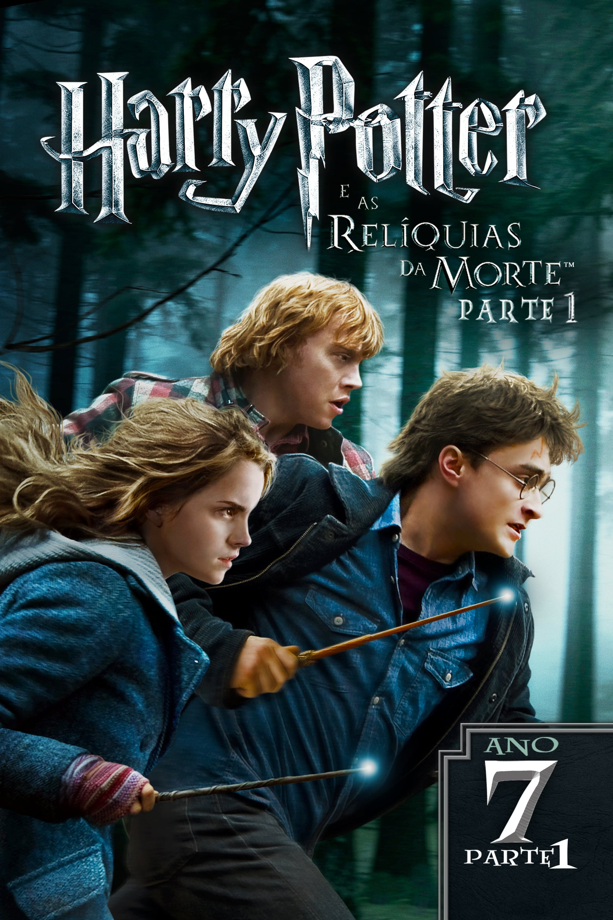 Harry Potter 7 e as Relíquias da Morte - Parte 1 Dublado